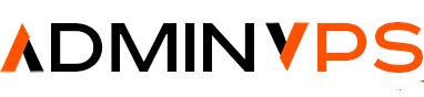 Логотип хостинговой компании AdminVPS
