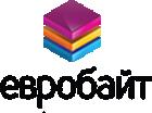 Логотип хостинговой компании Евробайт