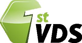 Логотип хостинговой компании FirstVDS