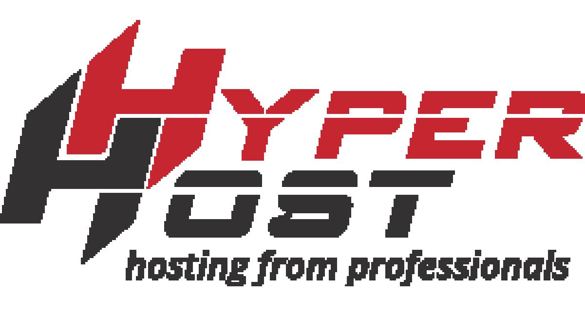 Логотип хостинговой компании HyperHost
