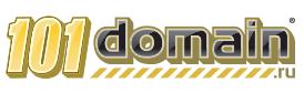 Логотип хостинговой компании 101domain