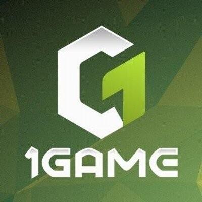 Логотип хостинговой компании 1GAME