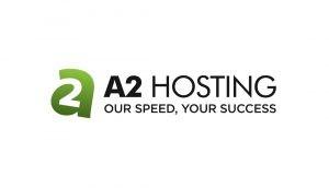 Логотип хостинговой компании A2Hosting.com