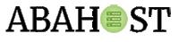Логотип хостинговой компании abahost.ru