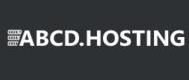 Логотип хостинговой компании Abcd.hosting
