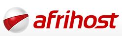 Логотип хостинговой компании Afrihost.com