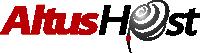 Логотип хостинговой компании AltusHost