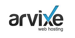 Логотип хостинговой компании Arvixe