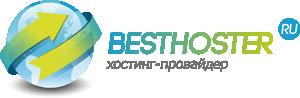 Логотип хостинговой компании BESTHOSTER