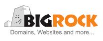 Логотип хостинговой компании Bigrock.in