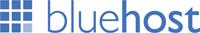 Логотип хостинговой компании Bluehost
