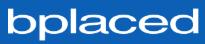 Логотип хостинговой компании bplaced.net