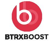 Логотип хостинговой компании Btrxboost.com