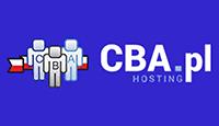 Логотип хостинговой компании CBA.pl