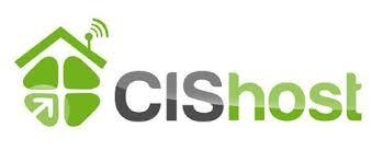Логотип хостинговой компании Cishost