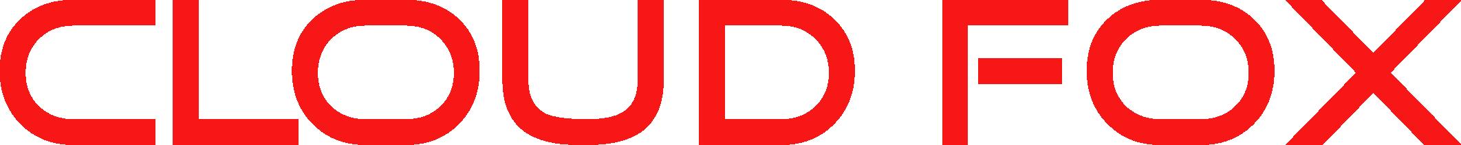 Логотип хостинговой компании Cloudfox.com
