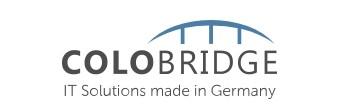 Логотип хостинговой компании ColoBridge.net