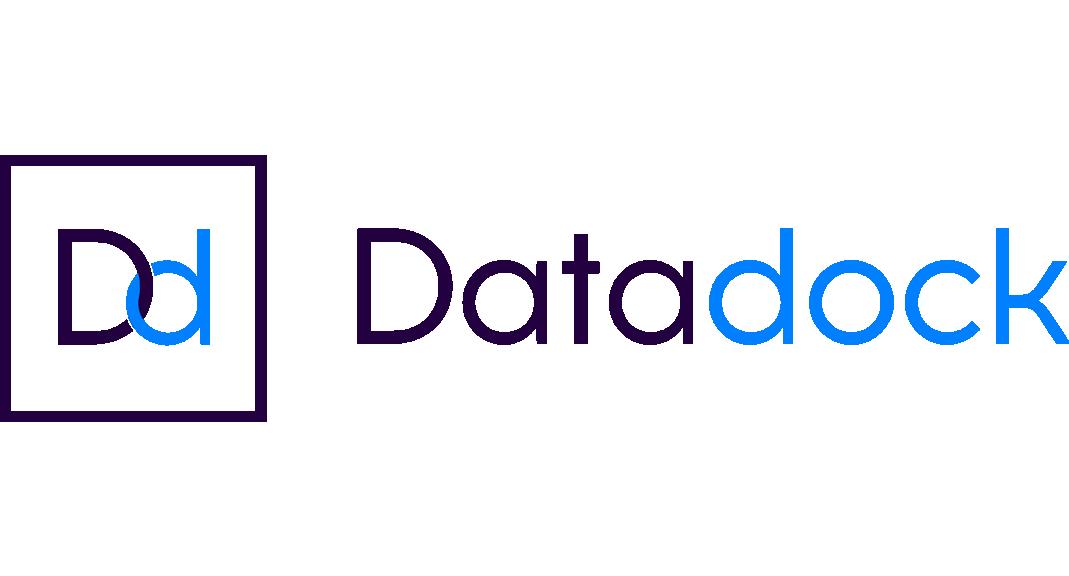 Логотип хостинговой компании datadock.ru