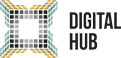 Логотип хостинговой компании DigitalHub