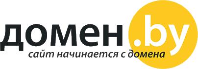Логотип хостинговой компании Domain.by