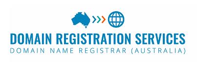 Логотип хостинговой компании Domainregistration.com.au