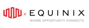 Логотип хостинговой компании Equinix.com