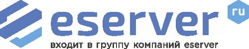 Логотип хостинговой компании eServer