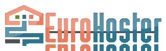 Логотип хостинговой компании EuroHoster