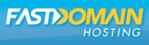 Логотип хостинговой компании Fastdomain.com
