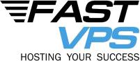 Логотип хостинговой компании Fastvps