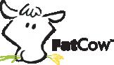 Логотип хостинговой компании FatCow.com