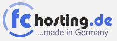 Логотип хостинговой компании fc-hosting.de