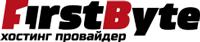 Логотип хостинговой компании FirstByte