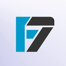 Логотип хостинговой компании flaunt7.com