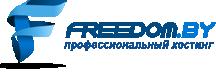 Логотип хостинговой компании Freedom
