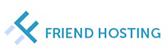 Логотип хостинговой компании FriendHosting