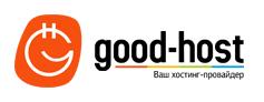 Логотип хостинговой компании Good-host.net