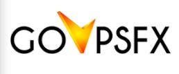 Логотип хостинговой компании govpsfx.com