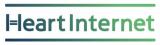 Логотип хостинговой компании HeartInternet.uk