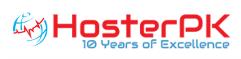 Логотип хостинговой компании Hosterpk