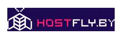 Логотип хостинговой компании Hostfly