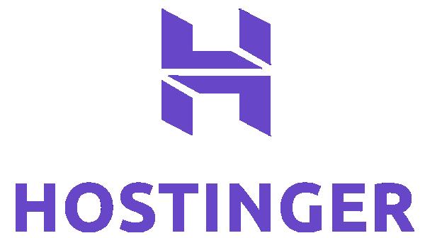 Логотип хостинговой компании Hostinger.ru