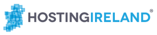 Логотип хостинговой компании hostingireland.ie