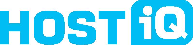 Логотип хостинговой компании HOSTiQ.com.ua