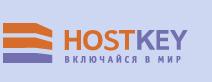Логотип хостинговой компании HOSTKEY