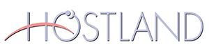 Логотип хостинговой компании Hostland