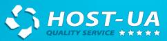 Логотип хостинговой компании Host-ua