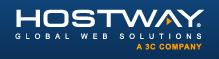 Логотип хостинговой компании Hostway