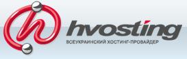 Логотип хостинговой компании Hvosting