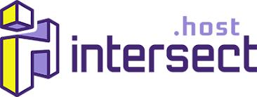 Логотип хостинговой компании Intersect.host